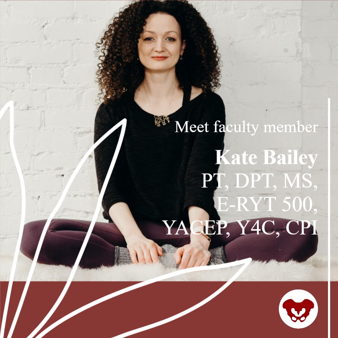 Faculty Interview: Kate Bailey