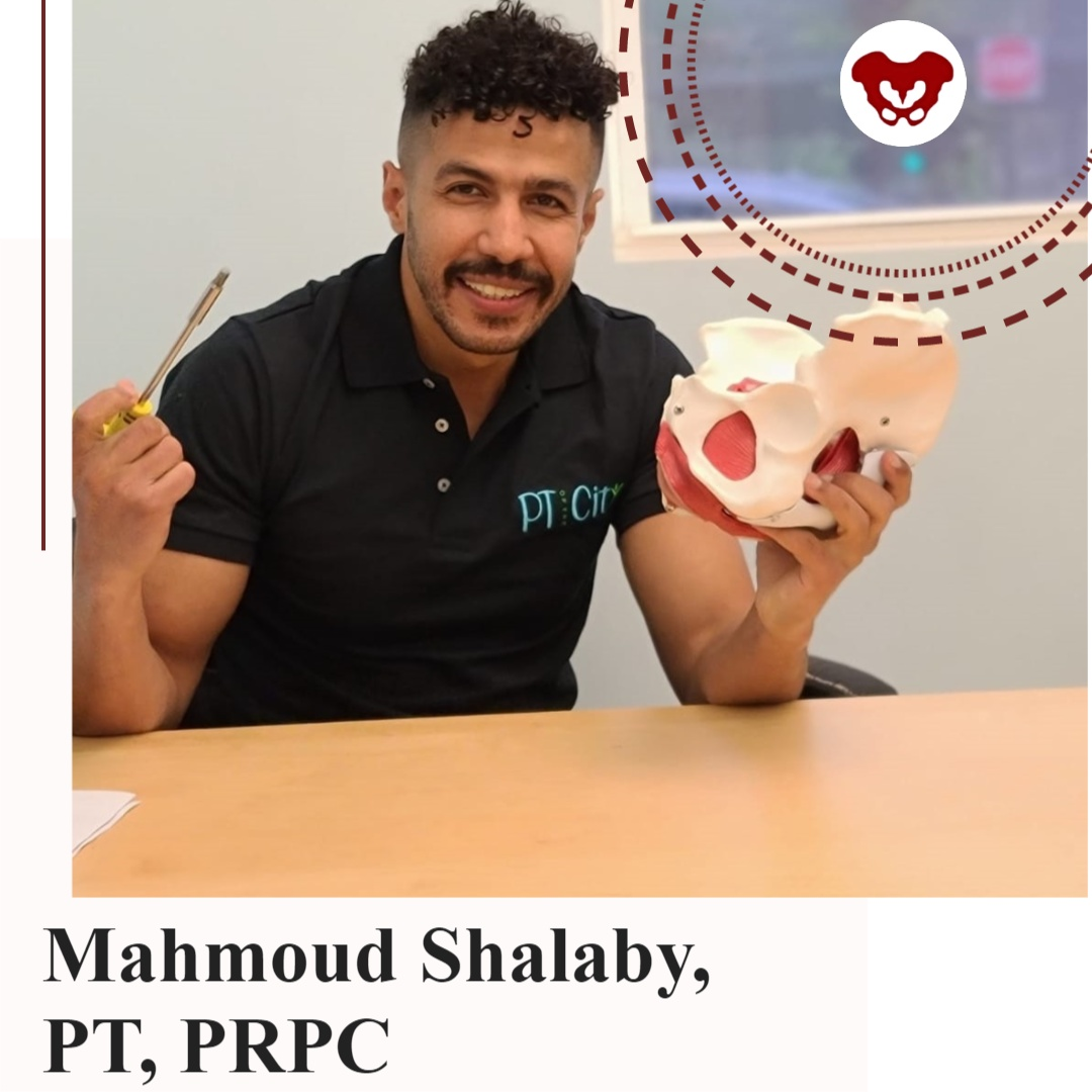 August PRPC Practitioner Feature - Mahmoud Shalaby