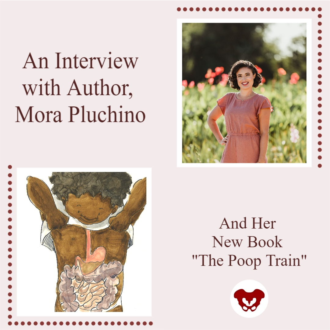 An Interview with New Author, Mora Pluchino