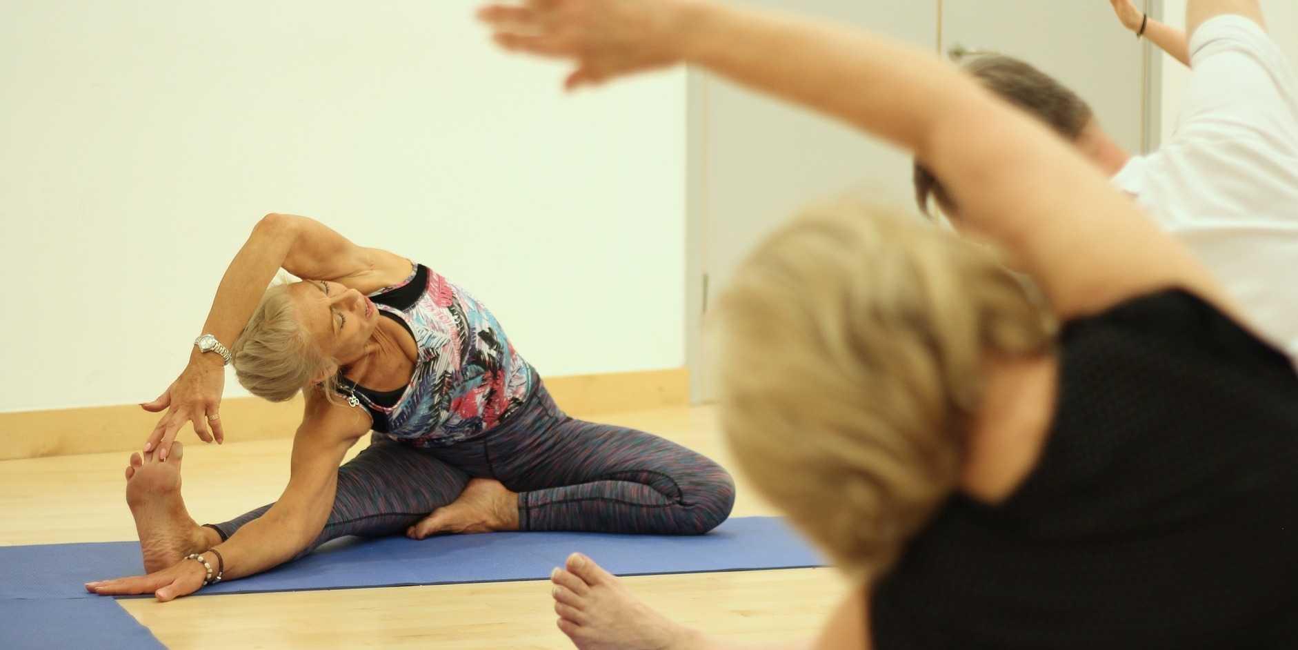 The Flexibility of Yoga