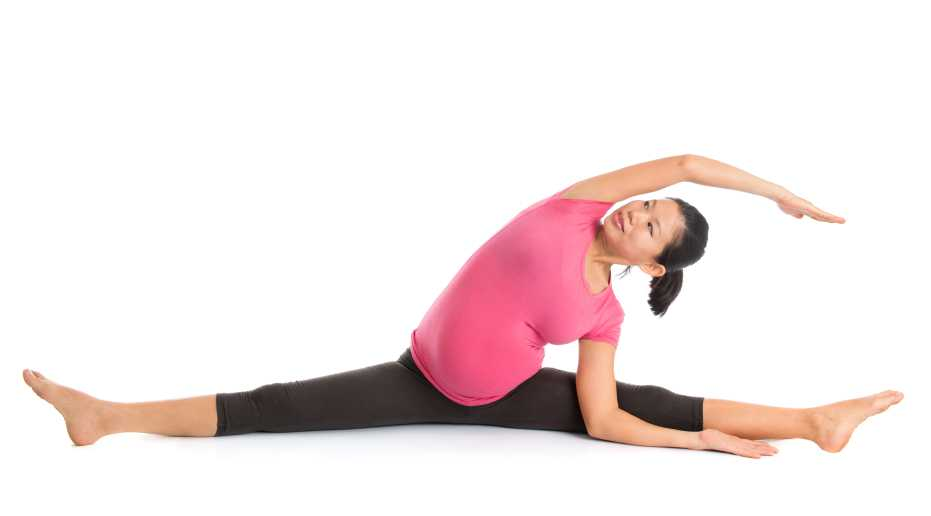 Prenatal Yoga - What's the Evidence?