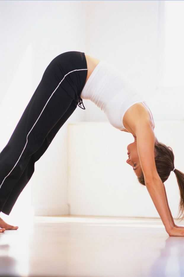 Supporting the use of yoga for urge urinary incontinence symptom management